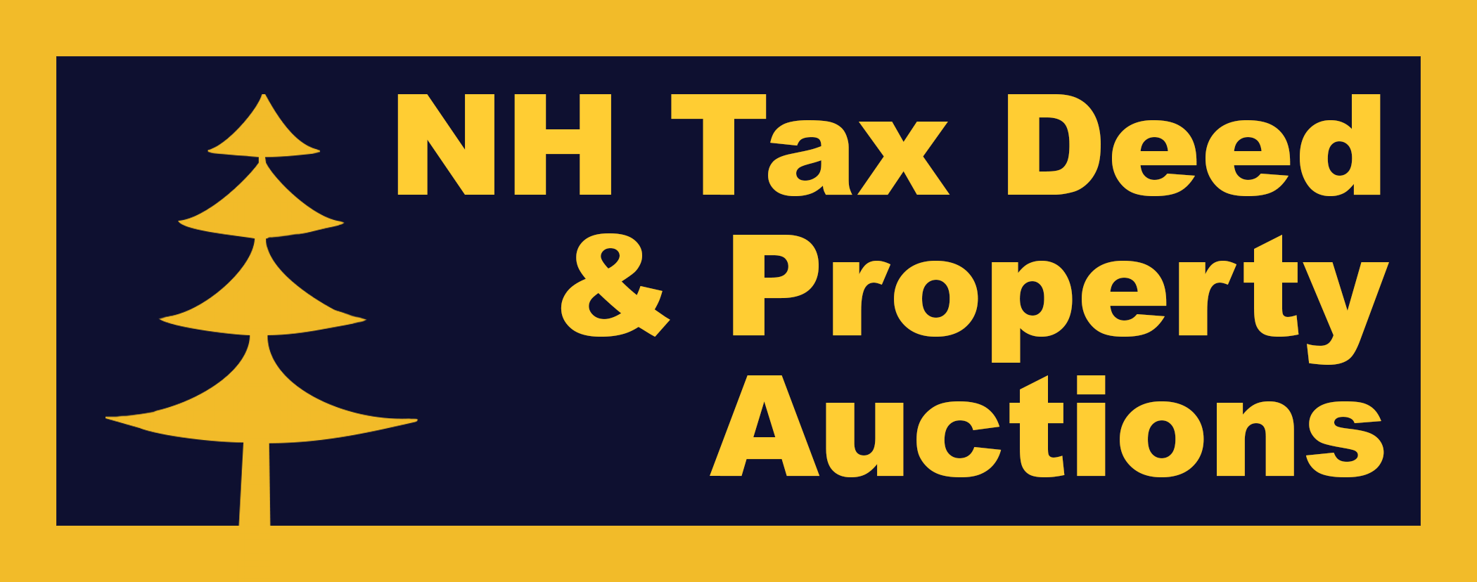 NH Tax Deed & Property Auctions